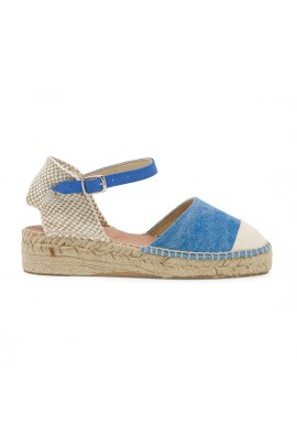 AVA Blue Wedge