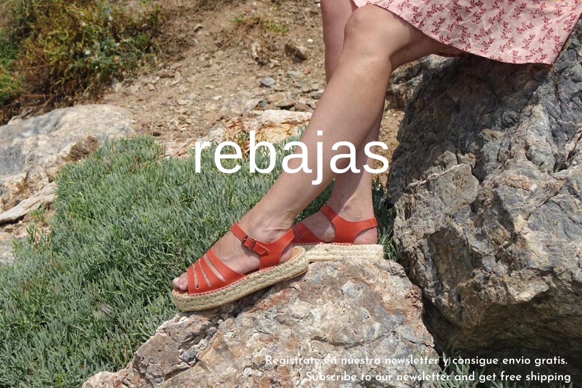 atenea coral polka shoes