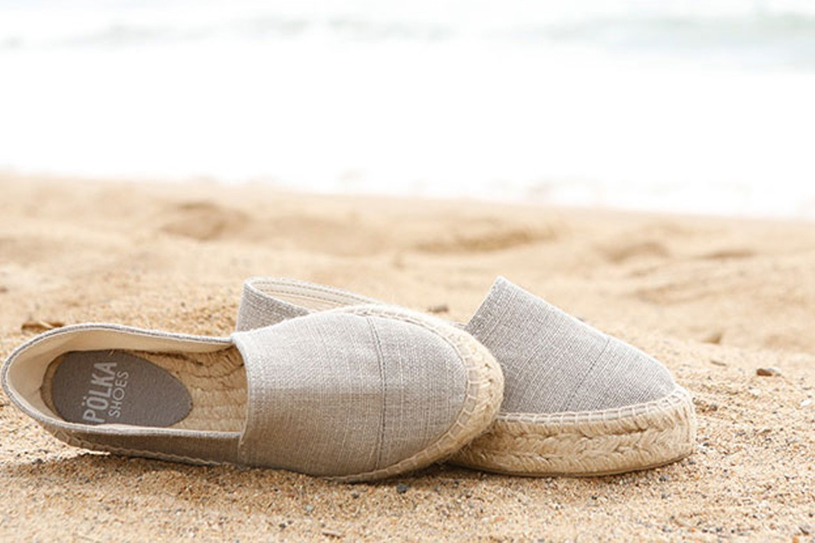 Espadrilles for this summer